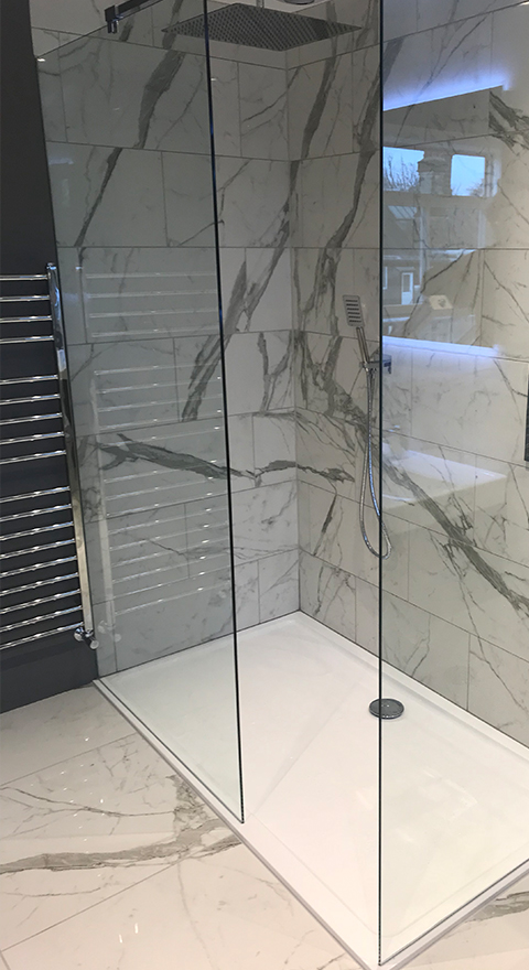 bathroom shower harrogate