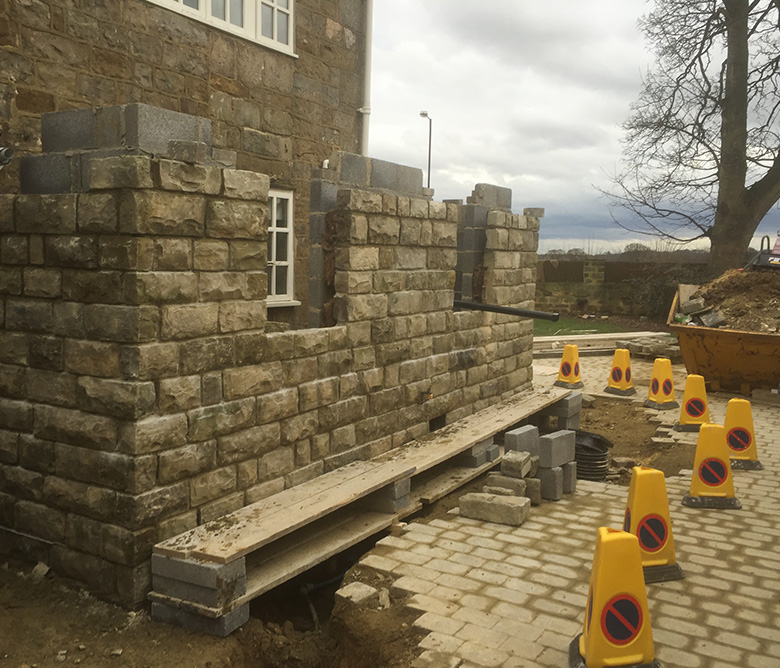 extension harrogate builders