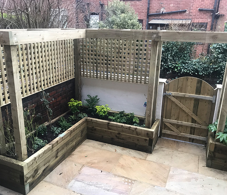 garden building harrogate