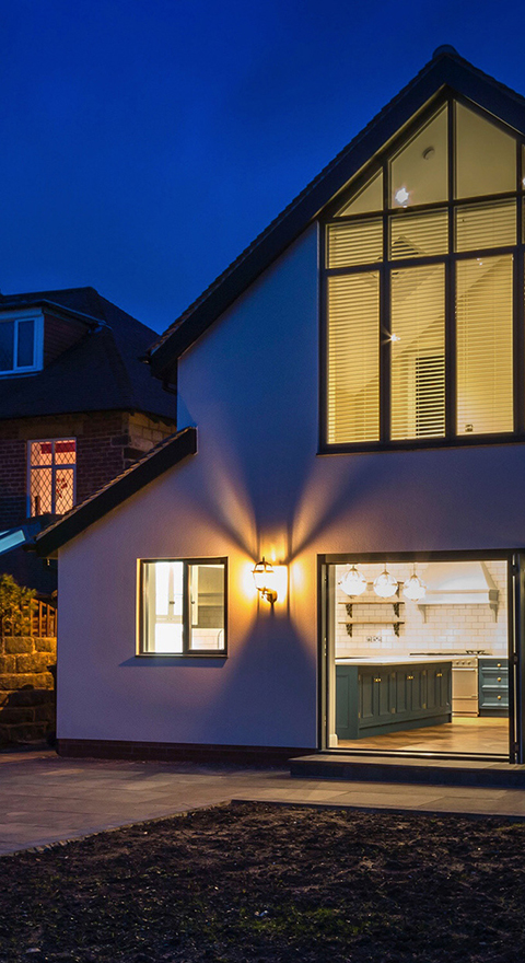 extension harrogate conversion builders